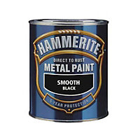Hammerite Direct To Rust Metal Paint - 2.5L