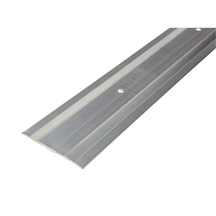 Image for Vitrex Extra Wide Cover Strip Silver 0.9m (L) from StoreName