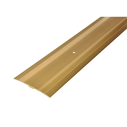 Image for Vitrex Extra Wide Cover Strip Gold 0.9m (L) from StoreName