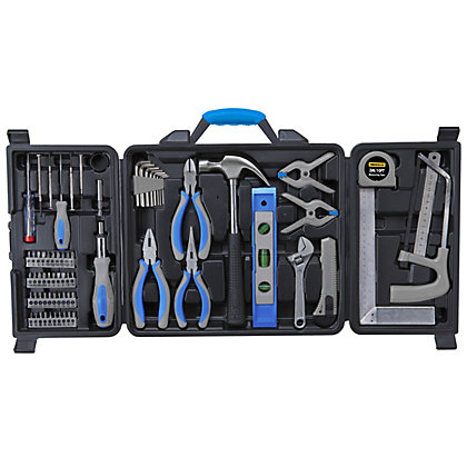 Image for Homebase 70 Piece Household Tool Kit from StoreName