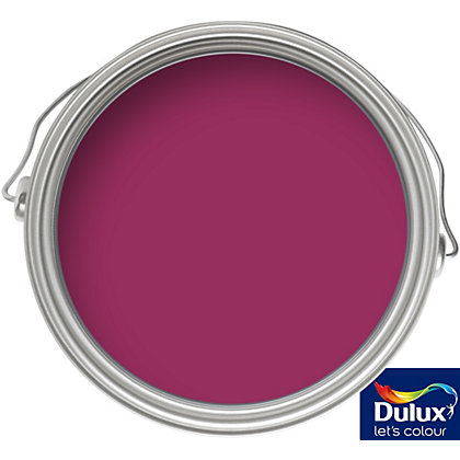 Image for Dulux Feature Wall Sumptious Plum - Paint - 50ml Tester from StoreName