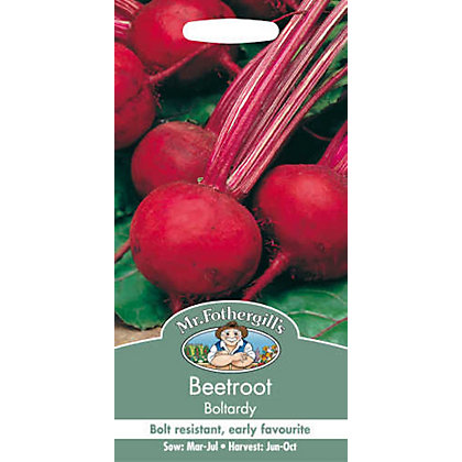 Image for Beetroot Boltardy (Beta Vulgaris) Seeds from StoreName