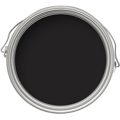 Image for Dulux Rich Black - Silk Paint - 2.5L from StoreName