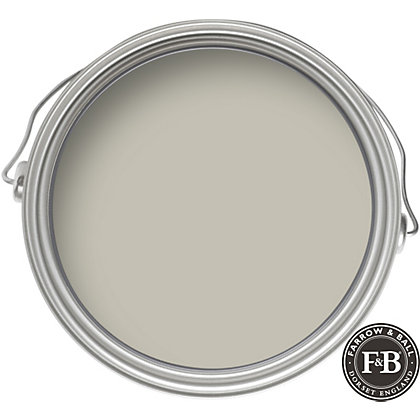 Image for Farrow & Ball Estate No.5 Hardwick White - Eggshell Paint - 2.5L from StoreName
