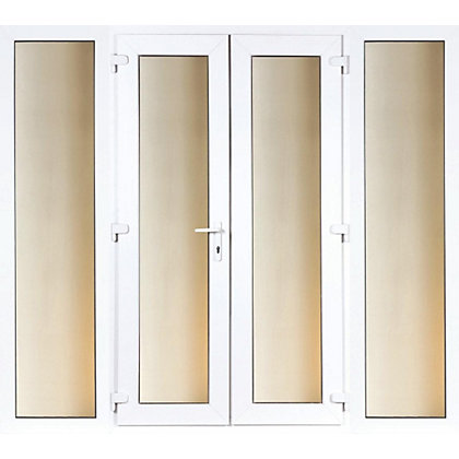 Image for Model 6 French Door set and 2 Wide Sidelites - 2990mm Wide 2090mm High from StoreName