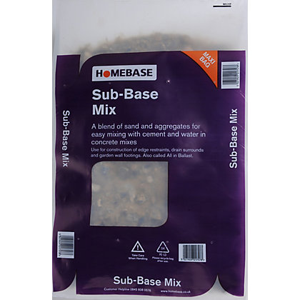 Image for Homebase Bulk Sub-base Mix - 850kg from StoreName