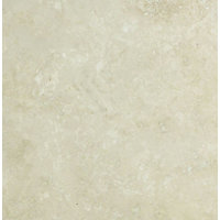 Limassol Travertine Mosaic Wall and Floor Tiles - 4 Pack
