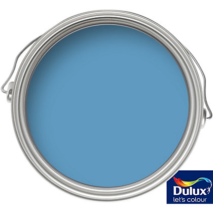 Image for Dulux Bathroom Plus Paint - Blue Lagoon - 50ml Tester from StoreName