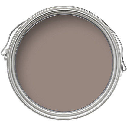 Image for Crown Fashion For Walls Mocha - Indulgence Matt Emulsion Paint - 2.5L from StoreName