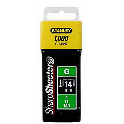 Image for Stanley Heavy Duty Staples - 14mm from StoreName