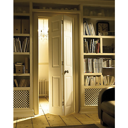 Image for Colonial 6 Panel Bi-Fold Internal Door - 762mm Wide from StoreName