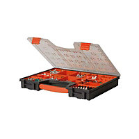 Black and Decker Organiser - 25 Compartments
