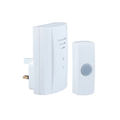 Image for Byron B305 Wireless Plug-In Door Chime Kit from StoreName