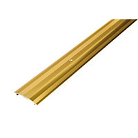Vitrex Carpet Cover Strip Gold 1.8m (L)