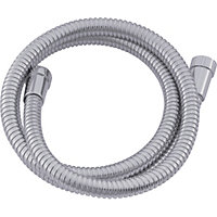Shower Hose - Chrome - 1.5m