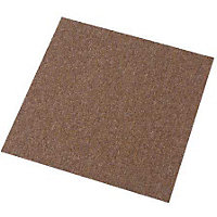 Value Carpet Tile Brown - 50 x 50cm