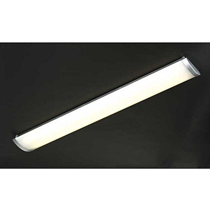 Image for Twin Oval Fluorescent Light - 127cm from StoreName