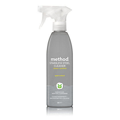 Image for Method Stainless Steel Spray - 354ml from StoreName