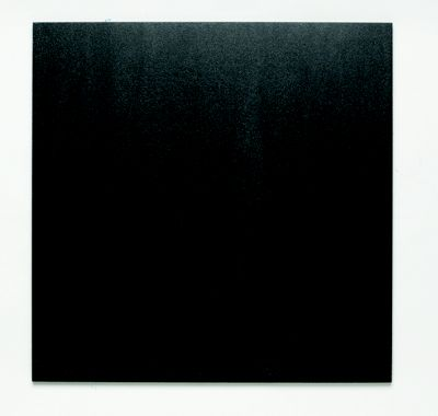 Luna Wall and Floor Tiles - Black - 400 x 400mm - 6 Pack