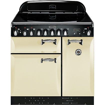 Image for Rangemaster Elan 75190 90cm Electric Ceramic Cooker - Cream from StoreName
