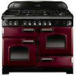 Rangemaster Classic Deluxe 90400 110cm Electric Induction Cooker - Purple