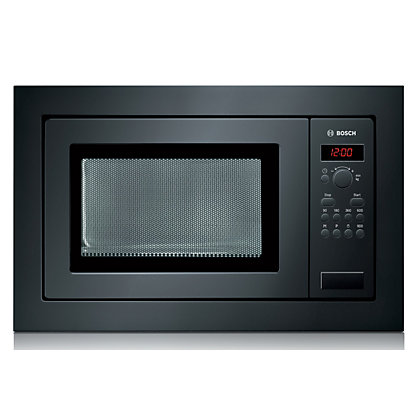 Image for Bosch HMT84M651B Compact Microwave Oven - Black from StoreName