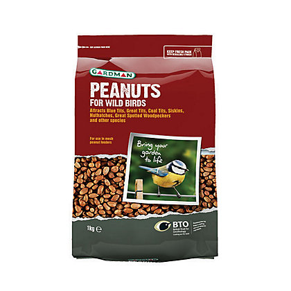 Image for Gardman Peanuts - 2kg from StoreName