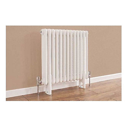 Image for Colonna 2 Column Radiator - 602mm x 789mm - White from StoreName