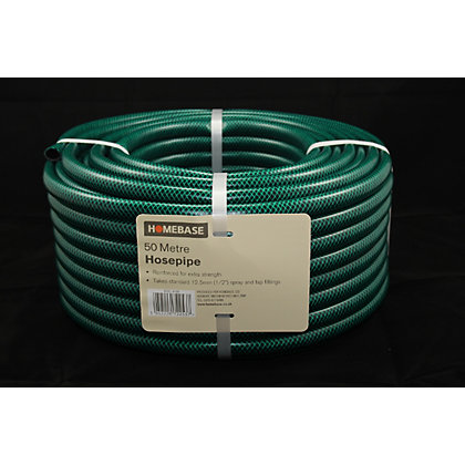 Image for Homebase Essentials Hose - 50m from StoreName
