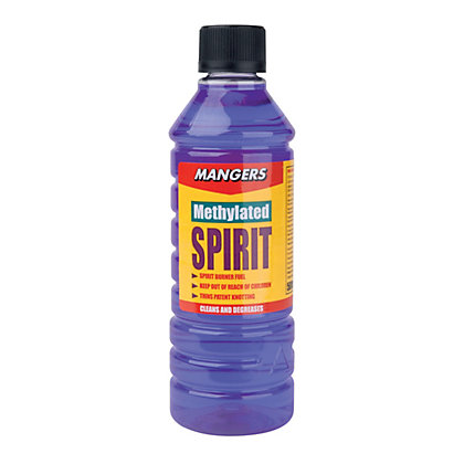 Image for Mangers Mineralised Methylated Spirit - 500ml from StoreName