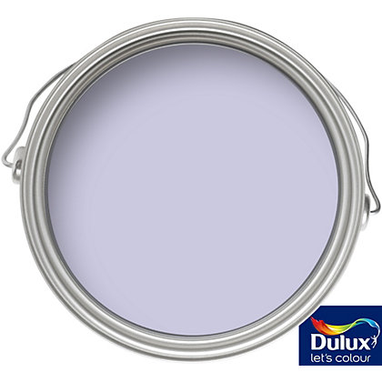 Image for Dulux Gentle Lavender  - Standard Matt Emulsion Paint - 50ml Tester from StoreName