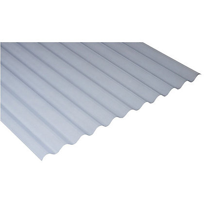 Image for Vistalux Corrugated Sheeting - 76 x 244cm from StoreName