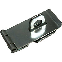 Safety Hasp & Staple Zinc Plated - 76mm