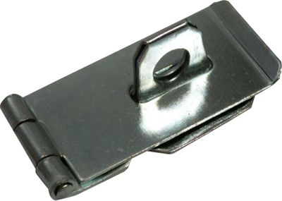 Safety Hasp and Staple Zinc Plated - 76mm