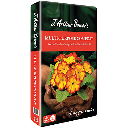 Image for J Arthur Bowers Multi-Purpose Compost - 50L from StoreName