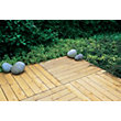 Patio Deck Tile - 90 x 90cm