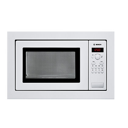 Image for Bosch HMT84M651B Compact Microwave Oven - Stainless Steel from StoreName