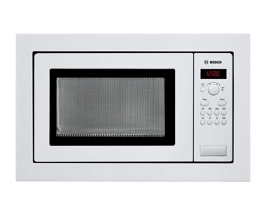 Bosch HMT84M651B Compact Microwave Oven - Stainless Steel