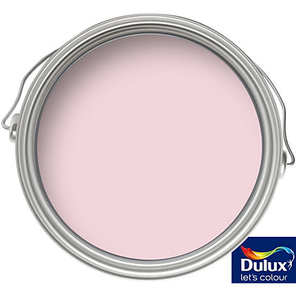 Image for Dulux Pink Sorbet - Matt Emulsion Colour Paint - 50ml Tester from StoreName
