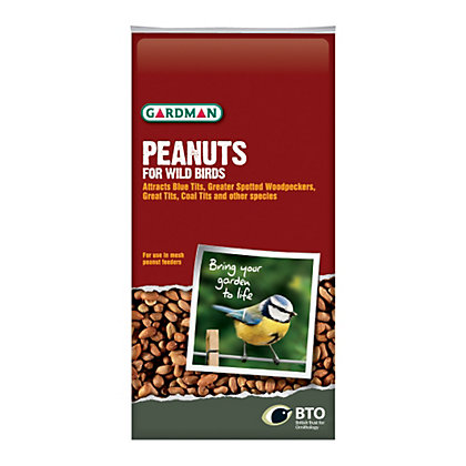 Image for Gardman Peanuts - 4kg from StoreName