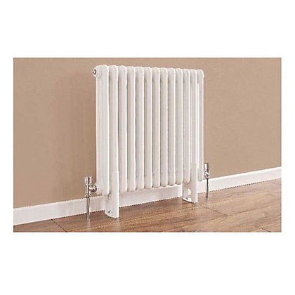 Image for Colonna 4 Column Radiator - 602mm x 789mm - White from StoreName