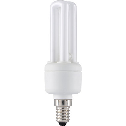 Image for Homebase Value Stick Energy Saver Bulb 8w SES - 1 Pack from StoreName