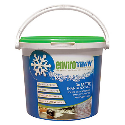 Image for Enviro Thaw Eco-Friendly Granular De-Icier 4Kg from StoreName