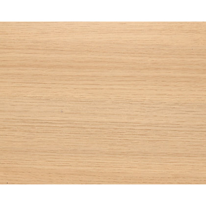 Schreiber Fitted WC Unit Door Light Oak Shaker