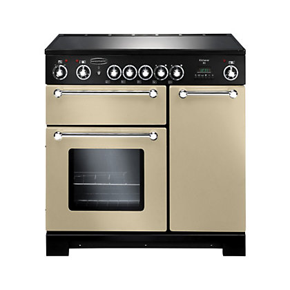 Image for Rangemaster Kitchener 78880 90 Electric Ceramic Cooker - Cream from StoreName