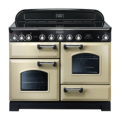 Image for Rangemaster Classic Deluxe 90440 110cm Electric Induction Cooker - Brown from StoreName