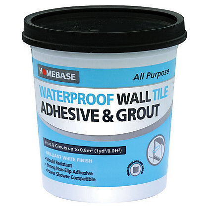 Image for Adhesive & Grout Economy – 1.3kg from StoreName