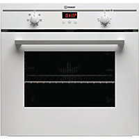 Indesit FIM53KAWHS Built-In Electric Multifunction Oven - White