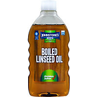 Linseed Boiled Oil - 500ml