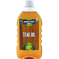 Johnstones Woodcare Teak Oil - 500ml